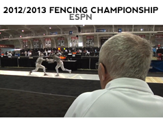 2012/2013 NCAA FENCING CHAMPIONSHIP